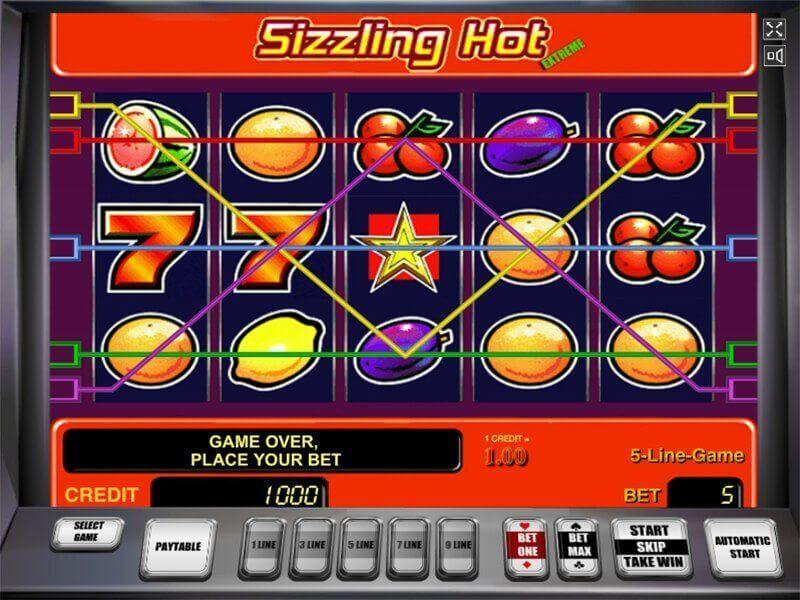 Sizzling Hot App Tricks