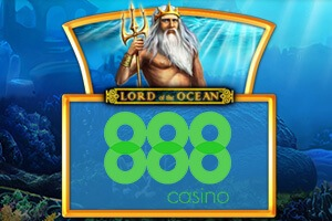 Lord of the Ocean Slot at 888casino