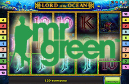 Lord of the Ocean – How to Win Big on a Hot Novomatic Slot at Mr. Green