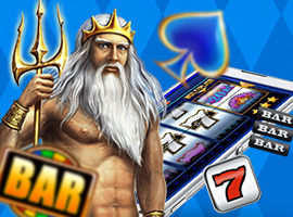 Have the Wonderful Time Staking with Lord of the Ocean Slot Mobile