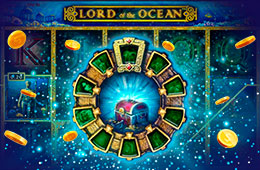 Settle on Web Lord of the Ocean Slot new version with the Accurate Peculiarities